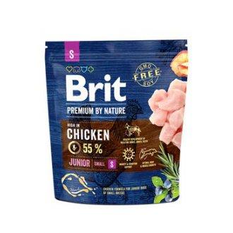 PSI - Brit Premium Dog by Nature Junior S 1kg