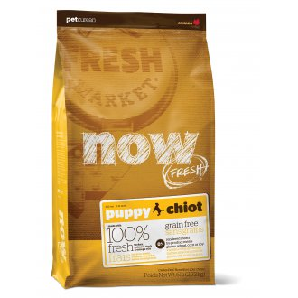 PSI - NOW FRESH Grain Free Puppy DF 2,72 kg
