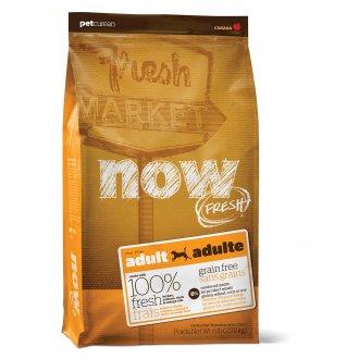 PSI - NOW FRESH Grain Free Adult DF 2,72 kg
