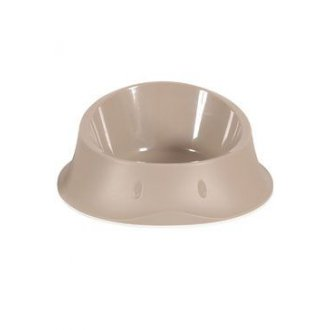PSI - Miska plast protiskluz pes SMART 1l béžová Zolux