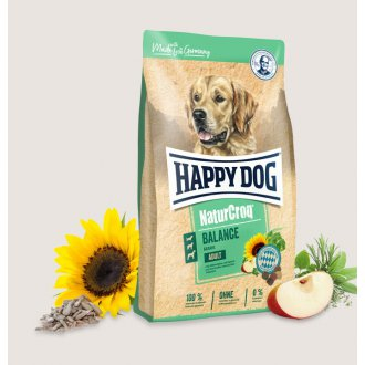 PSI - HAPPY DOG NATURCROQ BALANCE 2x15kg