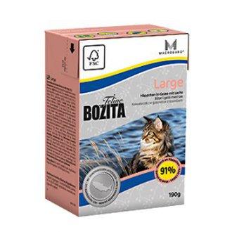 KOČKY - Bozita Feline Large TP 190g