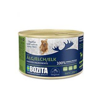 PSI - Bozita DOG Paté Elk 200g