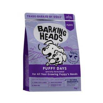 PSI - BARKING HEADS Puppy Days NEW 1kg