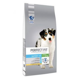 PSI - Perfect Fit DOG Junior <1 kuřecí M/L 14,5kg