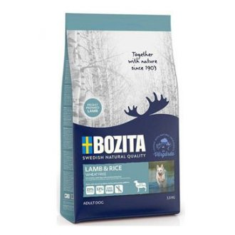 PSI - Bozita DOG Lamb & Rice Wheat Free 3,5kg