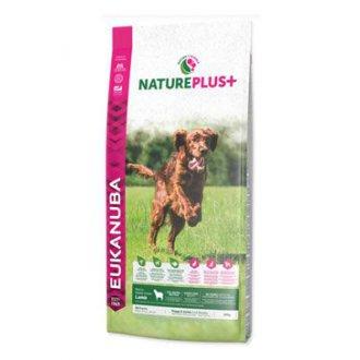 PSI - Eukanuba Dog Nature Plus+ Puppy&Junior froz Lamb 2,3kg