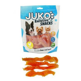 PSI - Juko excl. Smarty Snack SOFT Chicken Jerky 250g