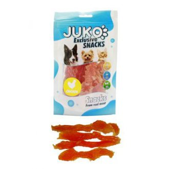 PSI - Juko excl. Smarty Snack SOFT Chicken Jerky 70g