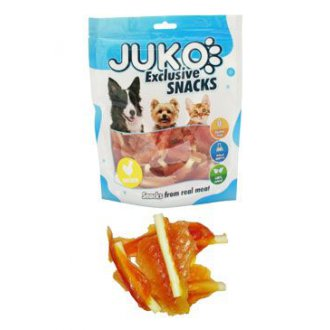 PSI - Juko excl. Smarty Snack SOFT MINI Chicken Jerky 250g