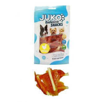 PSI - Juko excl. Smarty Snack SOFT MINI Chicken Jerky 70g