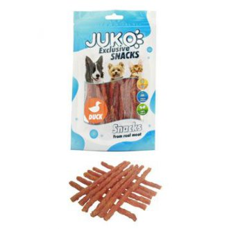 PSI - Juko excl. Smarty Snack Duck&Sweet Potato Stick 70g