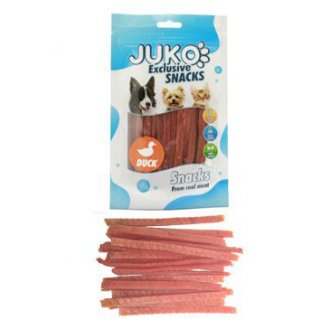 PSI - Juko excl. Smarty Snack Duck Strips 70g