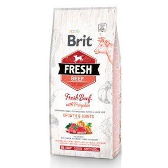 PSI - Brit Dog Fresh Beef & Pumpkin Puppy Large 2,5kg