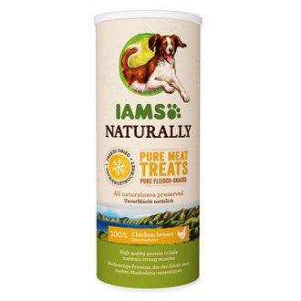 PSI - Iams Naturally Dog 100% kuřecí kostky 50g