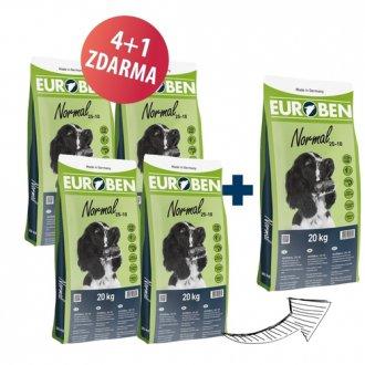 AKCE 4+1 HAPPY DOG - 4+1 EUROBEN Normal 25-10 20kg