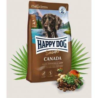 PSI - Happy Dog Supreme Sensible CANADA los,král,jehn 12,5 kg