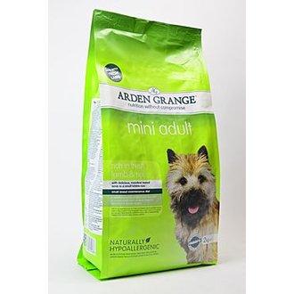 PSI - Arden Grange Dog Adult Lamb Mini 2 kg