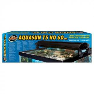 "AKVARISTIKA - ZMD kryt AquaSun T5 """"High Output"""" 2x24W/60cm"""