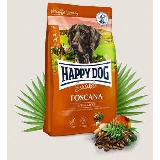 PSI - HAPPY DOG TOSCANA  4kg