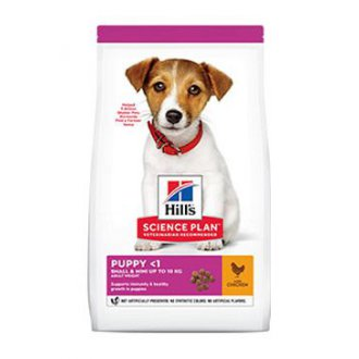 PSI - Hill´s Can.Dry SP Puppy Small&Mini Chicken 1,5kg
