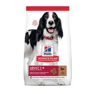 PSI - Hill´s Can.Dry SP Adult Medium Lamb&Rice 2,5kg
