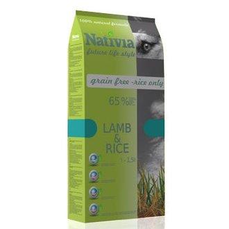 PSI - Nativia Dog Adult Lamb&Rice 15kg