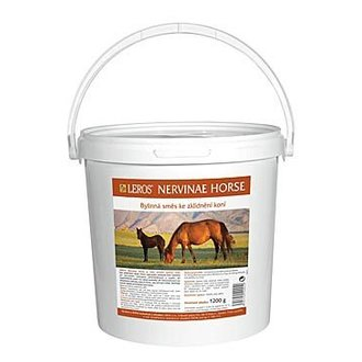 KONĚ - NERVINAE Horse čaj Leros 1200g 1ks