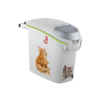 KOČKY - Curver kontejner na suché krmivo 6kg kočka