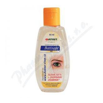 DEZINFEKCE A ROUŠKY - Batisept gel  85ml pro dezinfekci rukou a kůže
