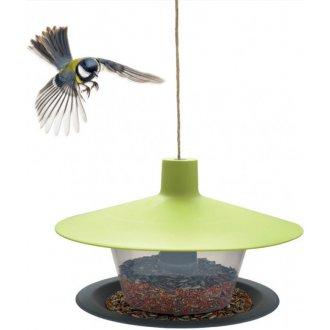 PTÁCI - Krmítko Finch zelená