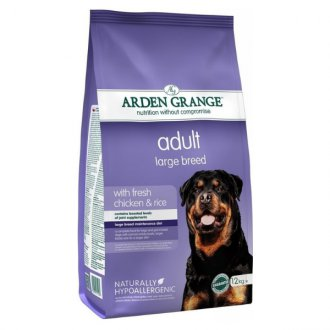 PSI - Arden Grange Adult Large Breed with fresh Chicken & Rice 12 kg
