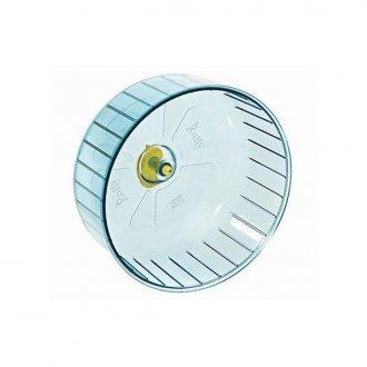 IMPORT (samohyl) - Kolotoč plast pro hlodavce plný Rolly Medium Nobby prům. 14 cm