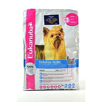 PSI - Eukanuba Dog Breed N. Yorkshire Terrier 1kg