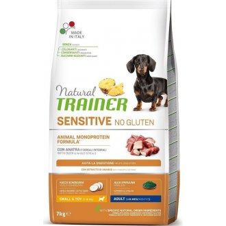 PSI - TRAINER Natural SENSITIVE No gluten Adult Mini kachna 7kg
