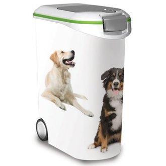PSI - Curver kontejner na suché krmivo 20kg pes