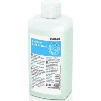 IMPORT (samohyl) - Skinman soft protect 500ml