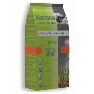 PSI - Nativia Dog Puppy Mini Duck&Rice 3kg