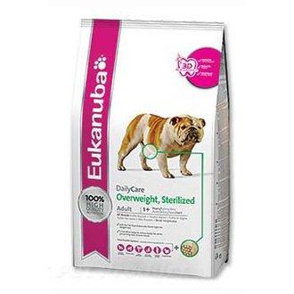 PSI - Eukanuba Dog  DC Overweight Sterilized 2,5kg