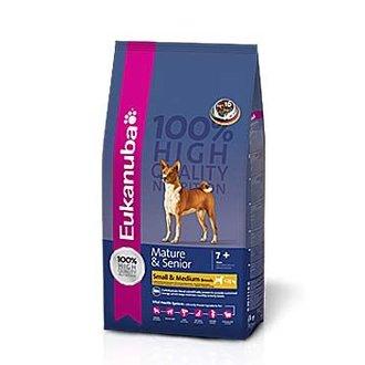 PSI - Eukanuba Dog Mature&Senior Medium  15kg