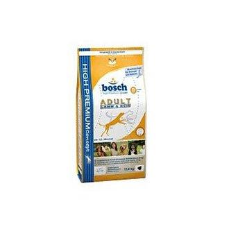 PSI - Bosch Dog Adult Lamb&Rice 3kg