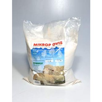 OSTATNÍ ZVÍŘATA - Mikrop OVIS kompletní mléčná směs jehňata/kůzlata 3kg