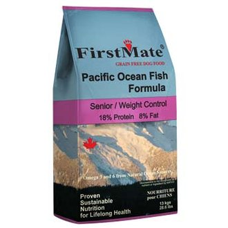 PSI - First Mate Dog Pacific Ocean Fish Senior 13kg