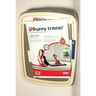 PSI - WC pes ploché + podložka Puppy trainer L60x 48cm(7ks)
