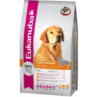 PSI - Eukanuba Dog Breed N. Golden Retriever 12kg