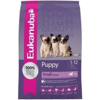 PSI - Eukanuba Dog Puppy&Junior Small 3kg