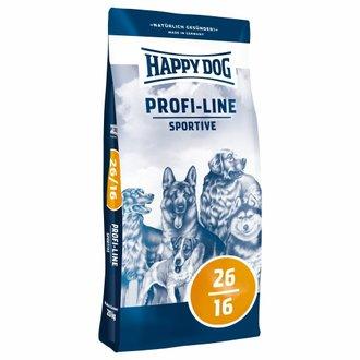 PSI - Happy Dog Profi Krokette 2 x 20 kg