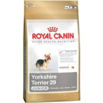 PSI - Royal canin Breed Yorkshire Junior  7,5kg