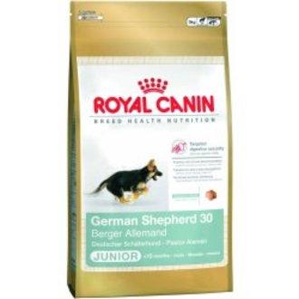 PSI - Royal canin Breed Německý Ovčák Junior  12kg