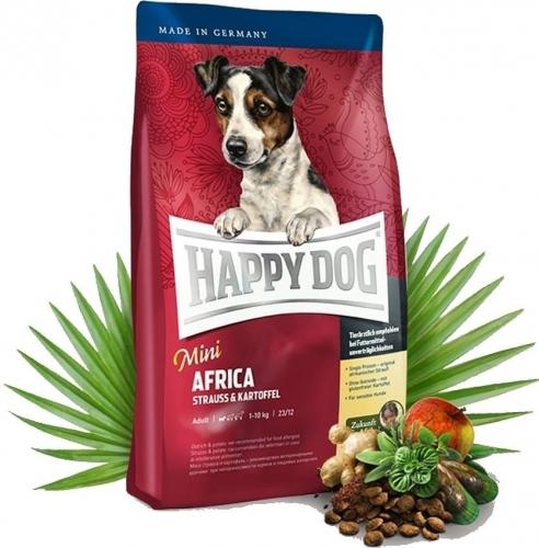 happy dog mini africa 4kg happy dog. Black Bedroom Furniture Sets. Home Design Ideas